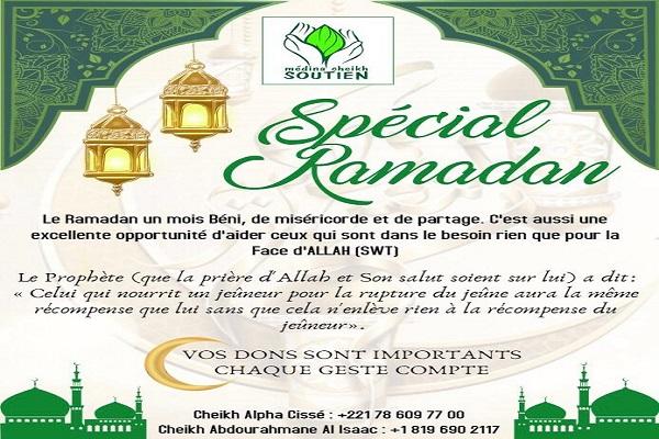 Spécial Ramadan 2020
