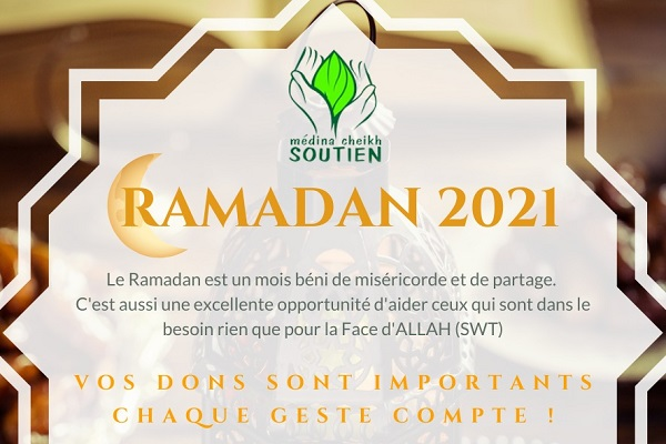 Spécial Ramadan 2021
